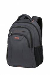 American tourister plecak na laptopa at work 15.6 szaro-pomarańczowy