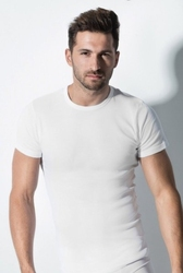 Koszulka męska mtp-001 biały rossli