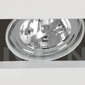 T-700 oczko 1x100w 12v qr111 czarny