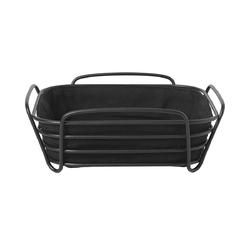 Koszyk na pieczywo L czarny Delara Blomus