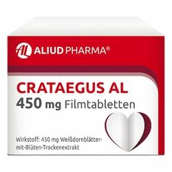 Crataegus Al 450 mg Filmtabl.