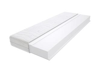 Materac piankowy lipsk max plus 145x155 cm średnio twardy pianka hr