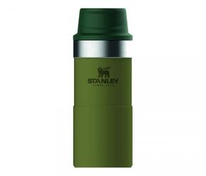 Kubek termiczny stanley 350 ml trigger action travel mug ciemnozielony