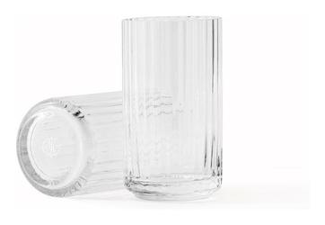 Wazon Lyngby szklany Clear 12 cm