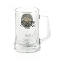 Gra o tron winter is coming wilkor - kufel szklany