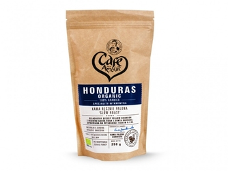 Kawa palona ziarno 250g honduras