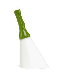 Qeeboo lampa flash zielona 11001ge