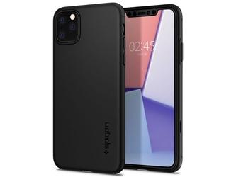 Etui spigen thin fit classic do apple iphone 11 pro black