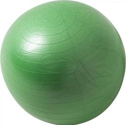 65cm piłka fitness gimnastyczna rehabilitacyjna gorilla sports zielona