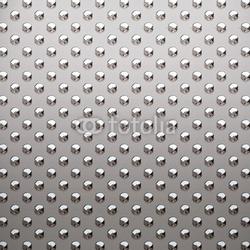 Obraz na płótnie canvas bardzo duży arkusz ze srebrnej, stopowej lub niklowanej blachy