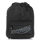 Czarny plecak miejski sportowy wodoodporny 2306-bl