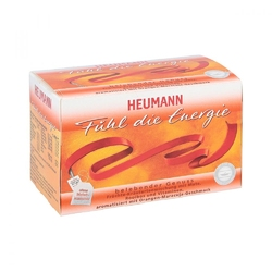 Heumann herbata energrtyzująca