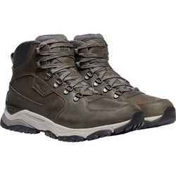 Buty trekkingowe męskie keen innate leather mid wp