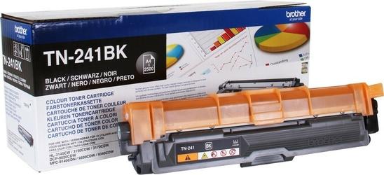 Brother Toner TN241BK BLK 2,5k do HL-3140,  HL-3170