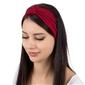 Opaska do włosów turban bandamka damska węzeł