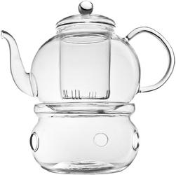 Podgrzewacz do dzbanka na herbatę szklany verona bredemeijer 1468