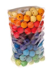 180 kolorowych kulek o średnicy 20 mm, 3+, Grimms