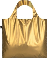 Torba LOQI Metallic Matt Gold