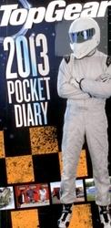 Top Gear - kalendarz notes 2013