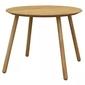 Miloni :: stół drewniany ox okrągły śr. 100 cm