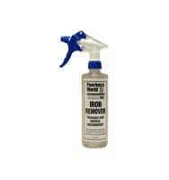 Poorboys world iron remover – produkt do usuwania zanieczyszczeń metalicznych i lotnej rdzy 473ml