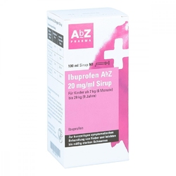 Ibuprofen abz 20 mgml sirup
