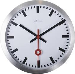 Zegar ścienny station mały indeks