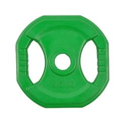 Obciążenie czworokątne 2,5 kg - marbo sport - 2,5 kg