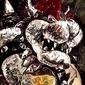 Legends of bedlam - bowser, mario nintendo - plakat wymiar do wyboru: 70x100 cm