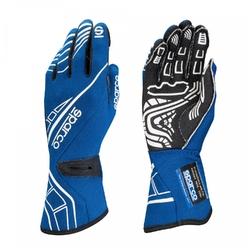 Rękawice rajdowe sparco lap rg-5 blue homologacja fia