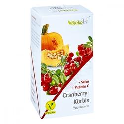 Cranberry-kürbis vegi-kapseln