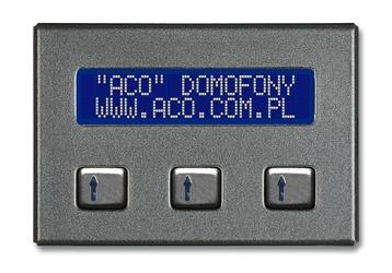 Aco cdn-abc  elektroniczny moduł rozszerzeń do wyboru sublokali - szybka dostawa lub możliwość odbioru w 39 miastach