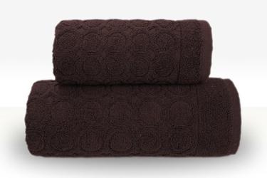 Ręcznik pepe greno brąz - brązowy