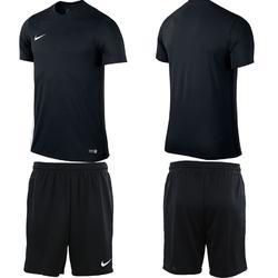 Spodenki NIKE PARK II | 725887-010 + Koszulka Nike Park VI 725891-010