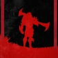 League of legends - draven - plakat wymiar do wyboru: 29,7x42 cm