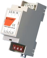 Sprzęgacz sieci smartplc ropam plc-coupler-d2m - szybka dostawa lub możliwość odbioru w 39 miastach