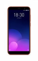 MEIZU Smartfon M6T 332 GB czerwony