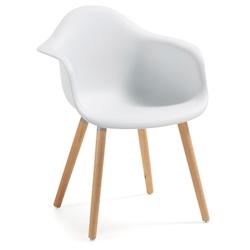 Krzesło kenna białe