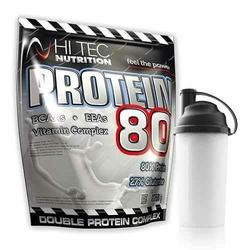 HI-TEC Protein 80 - 2250g + Shaker GRATIS