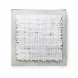 HK Living :: Rama artystyczna lniana i papierowa