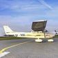 Lot widokowy samolotem dla dwojga - poznań - 30 minut