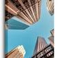 Financial district - obraz na płótnie