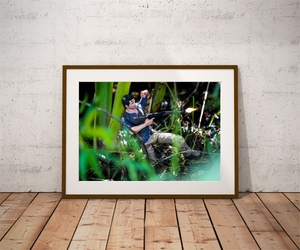 Nathan drake - plakat wymiar do wyboru: 91,5x61 cm