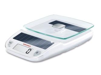 Elektroniczna waga kuchenna easy solar white