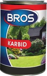 Bros, karbid granulowany odstraszający krety, 1kg