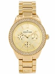 Damski zegarek JORDAN KERR - AW334 zj857c - antyalergiczny