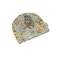 czapka dresowa jesienne opowieści  36-40 wiek 3-6 m-cy