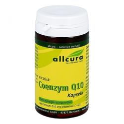 Coenzym q 10 kapsułki  100 mg