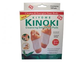 Kinoki - plastry oczyszczające