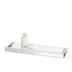 Półka łazienkowa linea zack 45 cm poler 40029